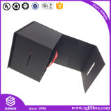 Caixa de presente de empacotamento Foldable da caixa de papel do tamanho do papel de embalagem A4