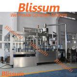 Cadena de producción embalada de la máquina de rellenar del agua potable