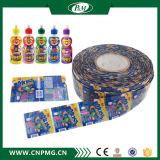 Impression d'étiquette de PVC Shrinkabel de capsule