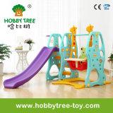 2017 игрушек популярного качания младенца типа пластичных для семьи (HBS17001B)