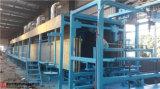 Livello di processo di installazione della gomma piuma di poliuretano