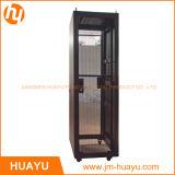 Cabina eléctrica del metal de la cabina del interruptor del rectángulo de interruptor de los recintos de la cabina modular del metal