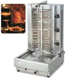 Gaz/machine électrique de Doner Kebab, rôtissoire de chaîne de caractères de mouton de Roatry, machine de Shawarma, machine de Rotisserie