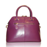 Nuovi disegni delle borse viola opache per gli accessori delle donne