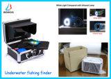 """7마리의 """" 색깔 TFT 수중 물고기 측정기 비데오 카메라 방수 어업 사진기"""