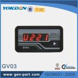 Gv03 발전기 디지털 전압 미터 공급자