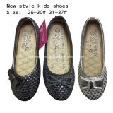 Les enfants façonnent à Bowknotballet doux les chaussures de robe plates de fille de ballerine (mm171)