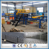自動補強CNCの棒鋼の網の具体的な溶接機