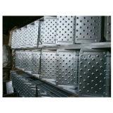 足場または足場の熱いすくい電流を通された鋼鉄階段階段