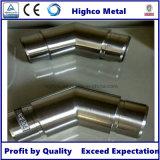 Garnitures de menuisier d'éclat de tube de balustrade d'acier inoxydable