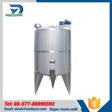 アジテータが付いている食品等級Ss304の電気暖房の混合タンク