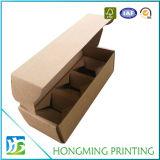 Cadres de empaquetage de bougie de diviseur de carton de Brown