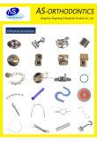Accessoires orthodontiques Crochets à sertir Arrêts à sertir Boutons linguistiques