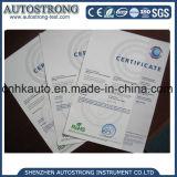 Apparecchiatura/tester del versamento dell'acqua di IEC 60335-2-24