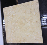 Wholesae pulió las losas de mármol italianas amarillentas asoleadas