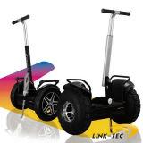 風の粗紡機の脂肪質のタイヤの電気スクーターのバランスをとっている電気スクーターの自己