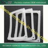 Gaxeta lisa da borracha de silicone EPDM do OEM do fabricante