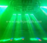 5*10W la lumière flexible DJ d'oeillère de matrice du CREE DEL Party l'événement léger d'étape Wedding l'éclairage extérieur de jardin