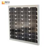 система поликристаллической панели солнечных батарей фотоэлемента 20W солнечная