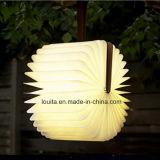 Lámpara creativa del libro de lectura del nuevo producto LED