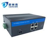 переключатель локальных сетей 10/100M 4UTP PoE с высоким качеством