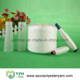 hilados de polyester de costura 30s/3 y cuerda de rosca hecha girar
