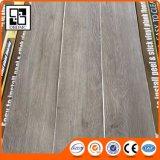 plancher coloré de vinyle de PVC de texture de gris de 3mm