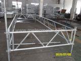 Armatura/costruzione/impalcatura galvanizzate di Ringlock del TUFFO caldo