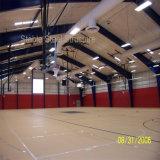 Edificios prefabricados de la gimnasia del baloncesto del metal para la venta