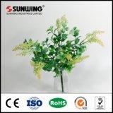 5 ~ 8 anni di garanzia ignifugo Artificial Plant Foliage