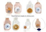 Mehrfachverwendbare zwei Teile medizinische Colostomy-Beutel-