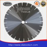 Hoja de sierra silenciosa: 350mm Diamond láser Saw Blade