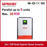 AN/AUS-Rasterfeld-hybrider Solarinverter 3kVA 48V mit 80A MPPT Controller