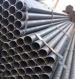 China utilizó precio negro del tubo del andamio del metal de la segunda mano