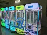 Máquina de juego vendedora caliente de la venta de la garra del empujador de la moneda de la diversión 2017 (ZJ-CGA-5)
