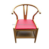 ラック(JY-R21)が付いているウィッシュポーンの椅子の食堂の家具の椅子