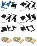 Foldable&MovableデザインMDFの卓球表の価格