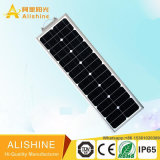Government Project All-in-One LED Solar Garden Street Light with 5 Years Warranty