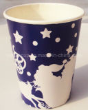 Taza de papel accesoria del partido para el café (YHC20140303)