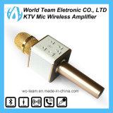 Buntes bewegliches Minikaraoke Bluetooth drahtloses Kondensator-Mikrofon