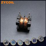 Bobina de bobina del inductor del solenoide del transformador con la ferrita