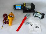 torno eléctrico de la cuerda de alambre del torno 4WD (3500lb-1/1590kg)