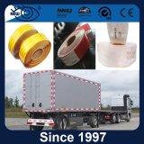 Adhésif sensible à la pression et bande r3fléchissante de camion de forte intensité