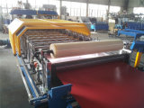 Rolo de aço de Colded da telha de Galzed do Ce de alta velocidade que dá forma à máquina