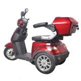 500W Hot Sale 3 rodas Scooter elétrico Trike, triciclo elétrico adulto com travão de tambor (TC-020)
