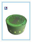 Het hete Vakje van de Gift van Cylinderical van het Document van de Verkoop voor Verpakking