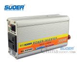 Inversor de la potencia de la CA 230V de la C.C. 48V de la fabricación 300W de Suoer (SDA-300F)