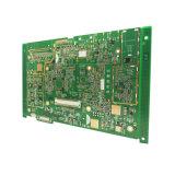 차량 지 단말기 PCB를 위한 4개의 층 장님에 의하여 매장되는 Vias