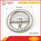 Tipo in lega di zinco inarcamento di cinghia di Pin per la borsa