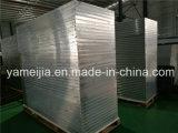 panneaux en aluminium épais de nid d'abeilles de 50mm
